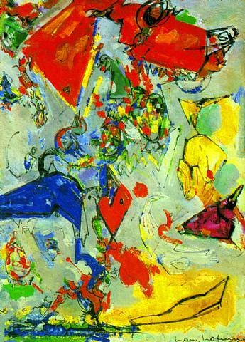 Hans Hofmann Facts, information, pictures | Encyclopedia.com